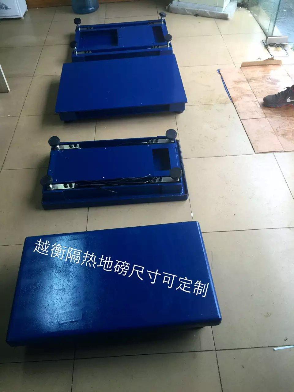 上海防爆地磅秤