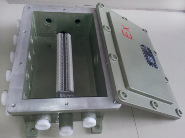 铸铝防爆接线箱bjx51-20/24