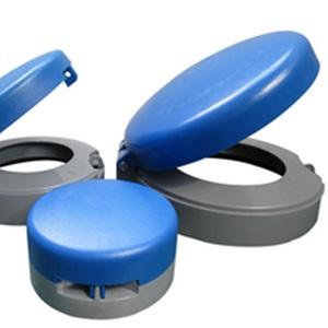 液氮罐锁盖
