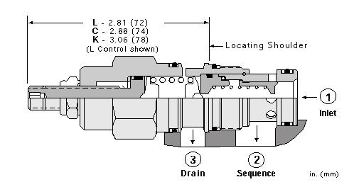 在卸荷时,会因液压回路的压力急骤下降而发生压力冲击噪声.