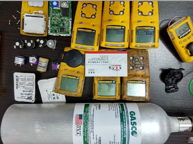 BW气体检测仪标定维修