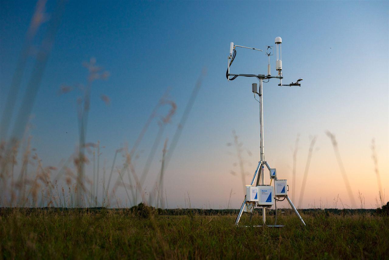 LI-7200RS 闭路式CO2/H2O智能分析系统