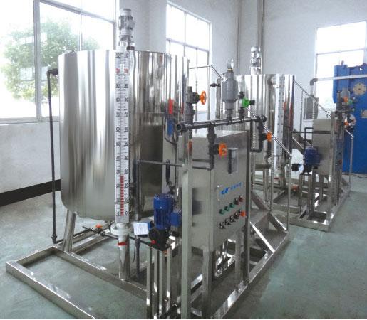 工业循环水系统水处理加药装置