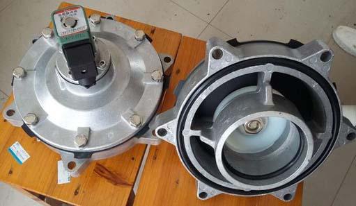 电磁脉冲阀使用说明书_电磁脉冲阀,除尘器喷吹阀,脉冲