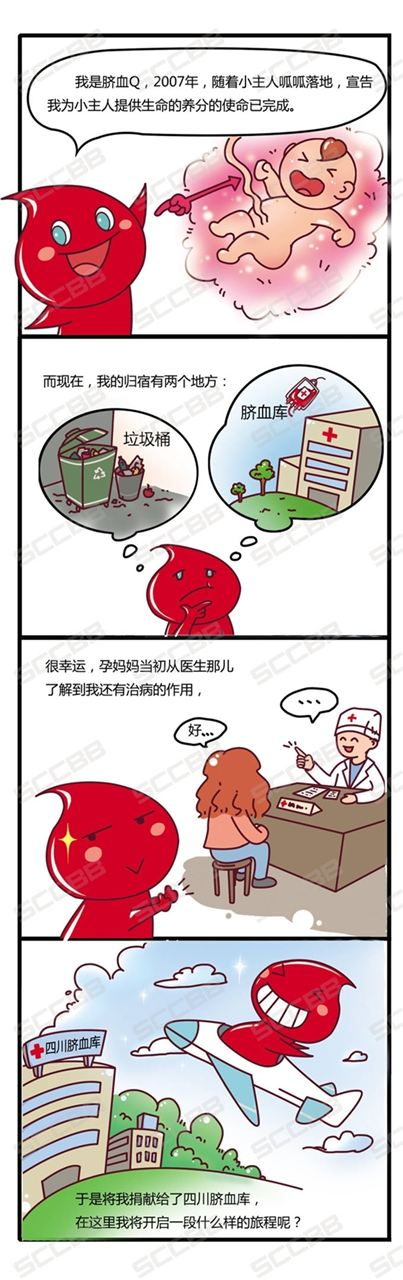 我的归宿有两个地方1、垃圾桶 2、脐血库。