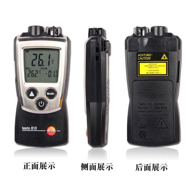 德图810温度测量仪