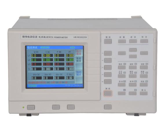 <strong>青岛青智8962c2三相电参数测试仪</strong>