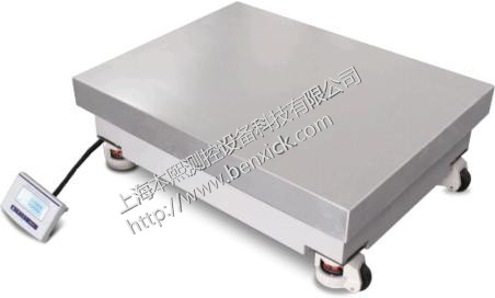 2T/20g超高精度超大量程工业天平