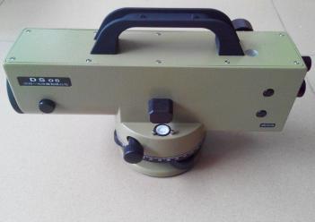 苏光水准仪ds03使用方法