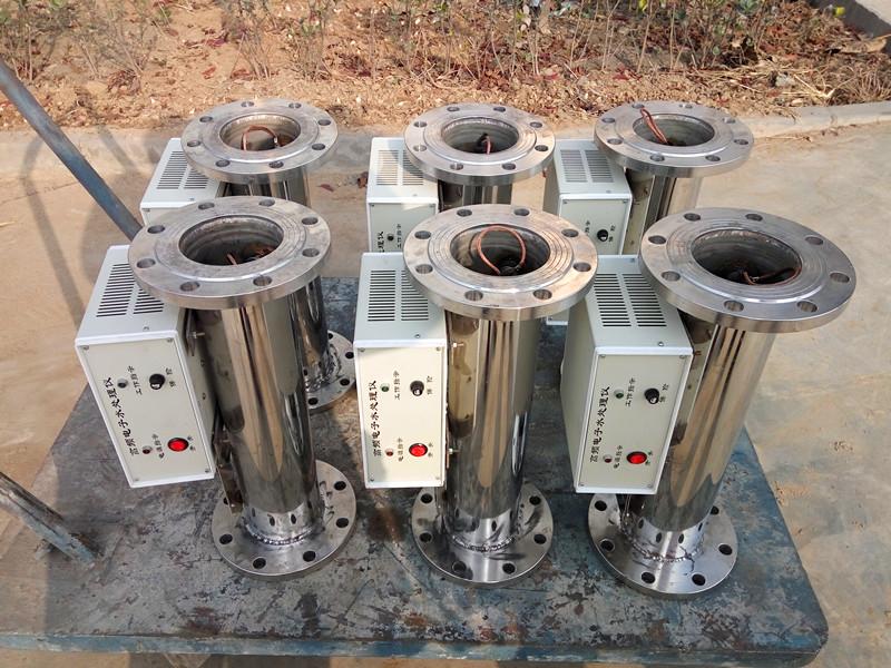 中央空调陇南电子水处理装置