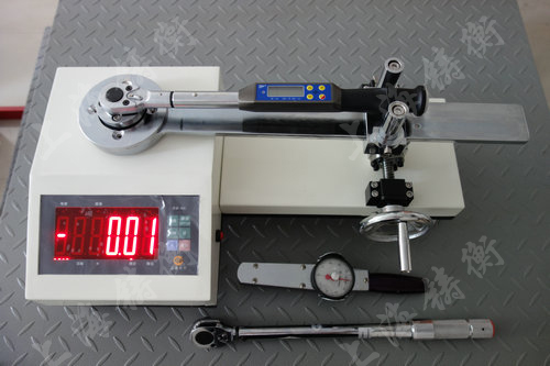 SGXJ扭矩扳手校准仪图片 (校准数显扭力扳手效果图)