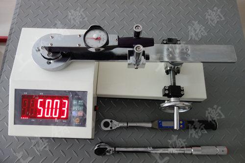 SGXJ扭矩扳手校准仪图片 (校准表盘扭力扳手效果图)