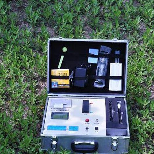 TRF-1C智能输出型土壤测试仪 土壤养分检测仪操作步骤