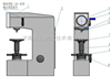济南思达HR-150A型洛氏硬度计
