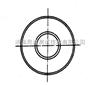 GB3960标准对磨轮,200公斤摩擦磨损试验机对磨轮