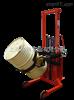 FCS手动油桶搬运车秤 全碳钢材质手动电子倒桶秤