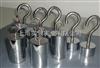 SR不锈钢带挂钩砝码,定制单勾砝码长度,直径尺寸