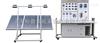 BPT14太阳能光伏离(并)网发电教学实验台|太阳能光伏发电实训装置